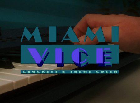 COVER: Jan Hammer – Crockett's Theme (Miami Vice)